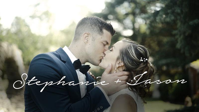 Wedding Video Brockport NY Saras Garden Center